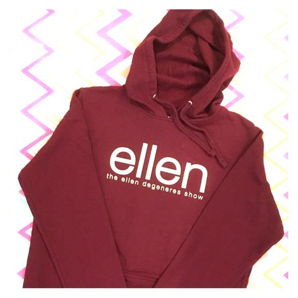 00a8b9198 The Ellen Degeneres Show Hoodie. M_5ad13f00739d484378f894fd